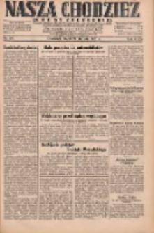 Nasza Chodzież: dziennik poświęcony obronie interesów narodowych na zachodnich ziemiach Polski 1931.08.21 R.9(2) Nr191