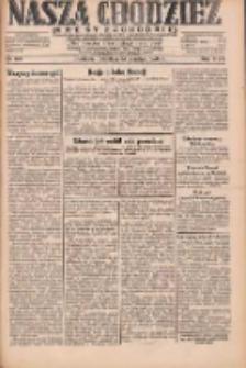Nasza Chodzież: dziennik poświęcony obronie interesów narodowych na zachodnich ziemiach Polski 1931.08.23 R.9(2) Nr193