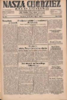 Nasza Chodzież: dziennik poświęcony obronie interesów narodowych na zachodnich ziemiach Polski 1931.08.26 R.9(2) Nr195