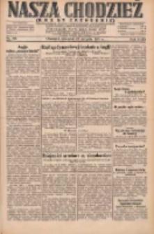 Nasza Chodzież: dziennik poświęcony obronie interesów narodowych na zachodnich ziemiach Polski 1931.08.27 R.9(2) Nr196