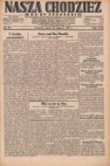 Nasza Chodzież: dziennik poświęcony obronie interesów narodowych na zachodnich ziemiach Polski 1931.08.28 R.9(2) Nr197