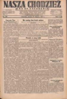 Nasza Chodzież: dziennik poświęcony obronie interesów narodowych na zachodnich ziemiach Polski 1931.08.29 R.9(2) Nr198