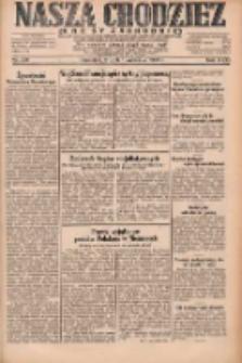Nasza Chodzież: dziennik poświęcony obronie interesów narodowych na zachodnich ziemiach Polski 1931.09.01 R.9(2) Nr200