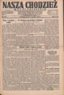 Nasza Chodzież: dziennik poświęcony obronie interesów narodowych na zachodnich ziemiach Polski 1931.09.02 R.9(2) Nr201