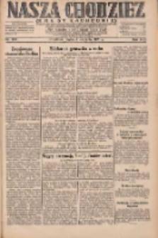Nasza Chodzież: dziennik poświęcony obronie interesów narodowych na zachodnich ziemiach Polski 1931.09.04 R.9(2) Nr203