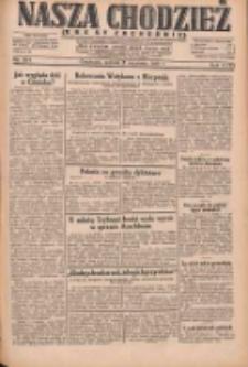 Nasza Chodzież: dziennik poświęcony obronie interesów narodowych na zachodnich ziemiach Polski 1931.09.05 R.9(2) Nr204
