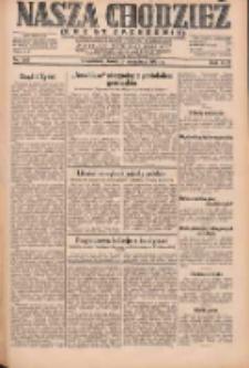Nasza Chodzież: dziennik poświęcony obronie interesów narodowych na zachodnich ziemiach Polski 1931.09.09 R.9(2) Nr207
