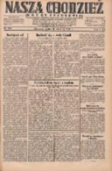 Nasza Chodzież: dziennik poświęcony obronie interesów narodowych na zachodnich ziemiach Polski 1931.09.11 R.9(2) Nr209