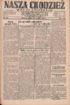 Nasza Chodzież: dziennik poświęcony obronie interesów narodowych na zachodnich ziemiach Polski 1931.09.12 R.9(2) Nr210