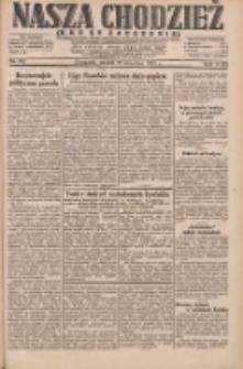 Nasza Chodzież: dziennik poświęcony obronie interesów narodowych na zachodnich ziemiach Polski 1931.09.15 R.9(2) Nr212