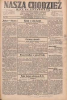 Nasza Chodzież: dziennik poświęcony obronie interesów narodowych na zachodnich ziemiach Polski 1931.09.17 R.9(2) Nr214