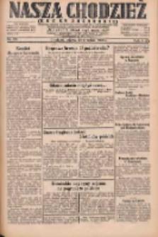 Nasza Chodzież: dziennik poświęcony obronie interesów narodowych na zachodnich ziemiach Polski 1931.09.22 R.9(2) Nr218