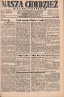 Nasza Chodzież: dziennik poświęcony obronie interesów narodowych na zachodnich ziemiach Polski 1931.09.24 R.9(2) Nr220
