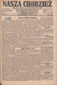 Nasza Chodzież: dziennik poświęcony obronie interesów narodowych na zachodnich ziemiach Polski 1931.09.25 R.9(2) Nr221