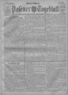 Posener Tageblatt 1903.11.05 Jg.42 Nr519