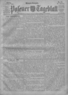 Posener Tageblatt 1903.11.06 Jg.42 Nr521