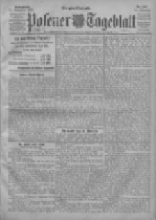 Posener Tageblatt 1903.11.21 Jg.42 Nr545