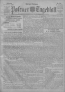 Posener Tageblatt 1903.11.25 Jg.42 Nr551