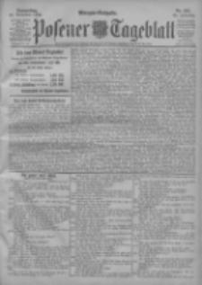 Posener Tageblatt 1903.11.26 Jg.42 Nr553