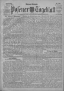 Posener Tageblatt 1903.12.24 Jg.42 Nr601
