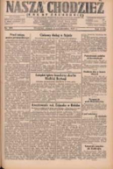 Nasza Chodzież: dziennik poświęcony obronie interesów narodowych na zachodnich ziemiach Polski 1931.10.06 R.9(2) Nr230