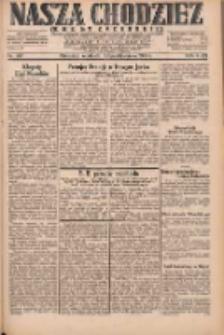 Nasza Chodzież: dziennik poświęcony obronie interesów narodowych na zachodnich ziemiach Polski 1931.10.25 R.9(2) Nr247