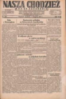 Nasza Chodzież: dziennik poświęcony obronie interesów narodowych na zachodnich ziemiach Polski 1931.11.01 R.9(2) Nr253