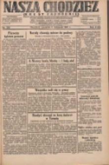 Nasza Chodzież: dziennik poświęcony obronie interesów narodowych na zachodnich ziemiach Polski 1931.11.05 R.9(2) Nr256
