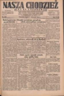Nasza Chodzież: dziennik poświęcony obronie interesów narodowych na zachodnich ziemiach Polski 1931.11.06 R.9(2) Nr257