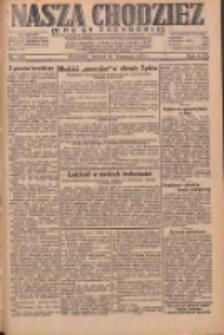Nasza Chodzież: dziennik poświęcony obronie interesów narodowych na zachodnich ziemiach Polski 1931.11.10 R.9(2) Nr260