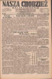 Nasza Chodzież: dziennik poświęcony obronie interesów narodowych na zachodnich ziemiach Polski 1931.11.18 R.9(2) Nr267