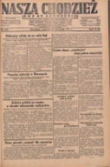 Nasza Chodzież: dziennik poświęcony obronie interesów narodowych na zachodnich ziemiach Polski 1931.11.22 R.9(2) Nr271