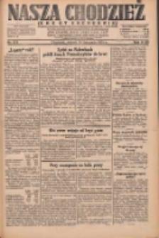 Nasza Chodzież: dziennik poświęcony obronie interesów narodowych na zachodnich ziemiach Polski 1931.11.24 R.9(2) Nr272