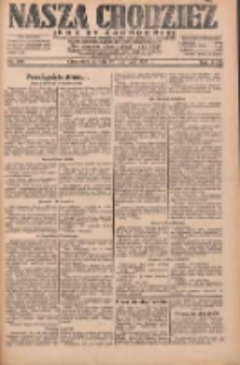 Nasza Chodzież: dziennik poświęcony obronie interesów narodowych na zachodnich ziemiach Polski 1931.11.28 R.9(2) Nr276