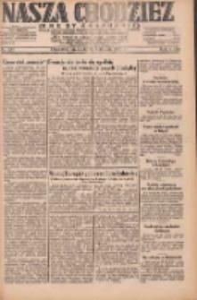 Nasza Chodzież: dziennik poświęcony obronie interesów narodowych na zachodnich ziemiach Polski 1931.11.29 R.9(2) Nr277