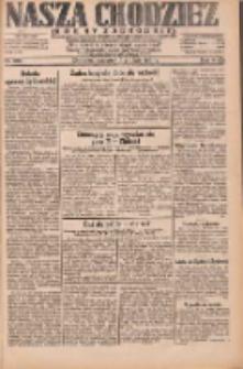 Nasza Chodzież: dziennik poświęcony obronie interesów narodowych na zachodnich ziemiach Polski 1931.12.03 R.9(2) Nr280