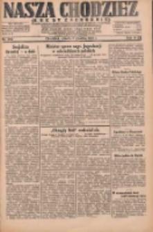 Nasza Chodzież: dziennik poświęcony obronie interesów narodowych na zachodnich ziemiach Polski 1931.12.05 R.9(2) Nr282