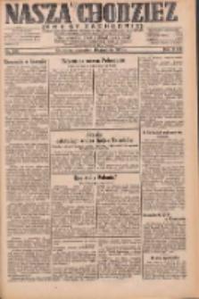 Nasza Chodzież: dziennik poświęcony obronie interesów narodowych na zachodnich ziemiach Polski 1931.12.10 R.9(2) Nr285