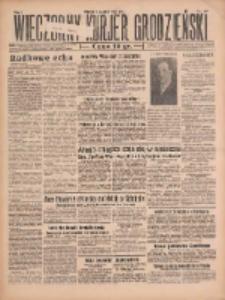 Wieczorny Kurjer Grodzieński 1932.12.06 R.1 Nr187