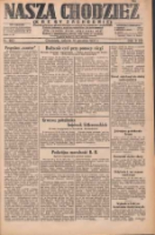 Nasza Chodzież: dziennik poświęcony obronie interesów narodowych na zachodnich ziemiach Polski 1931.12.19 R.9(2) Nr293