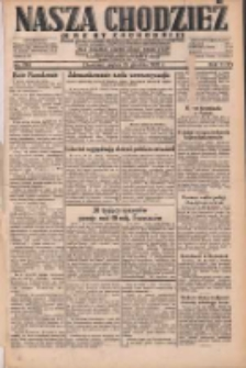 Nasza Chodzież: dziennik poświęcony obronie interesów narodowych na zachodnich ziemiach Polski 1931.12.25 R.9(2) Nr298