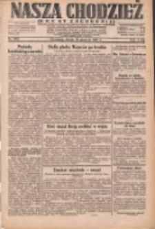Nasza Chodzież: dziennik poświęcony obronie interesów narodowych na zachodnich ziemiach Polski 1931.12.30 R.9(2) Nr300