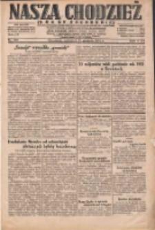 Nasza Chodzież: dziennik poświęcony obronie interesów narodowych na zachodnich ziemiach Polski 1931.12.31 R.9(2) Nr301