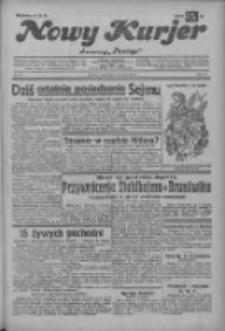 Nowy Kurjer 1933.03.30 R.44 Nr74