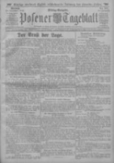 Posener Tageblatt 1912.11.27 Jg.51 Nr557