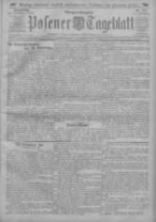 Posener Tageblatt 1912.11.28 Jg.51 Nr558