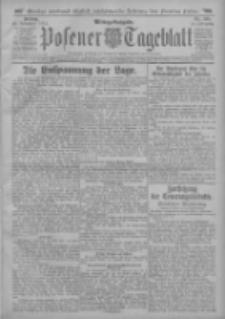 Posener Tageblatt 1912.11.29 Jg.51 Nr561