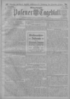 Posener Tageblatt 1912.11.30 Jg.51 Nr563