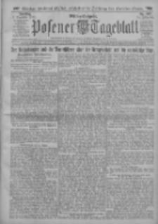 Posener Tageblatt 1912.12.03 Jg.51 Nr567