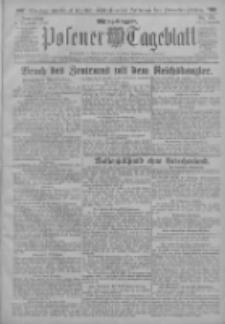Posener Tageblatt 1912.12.05 Jg.51 Nr571